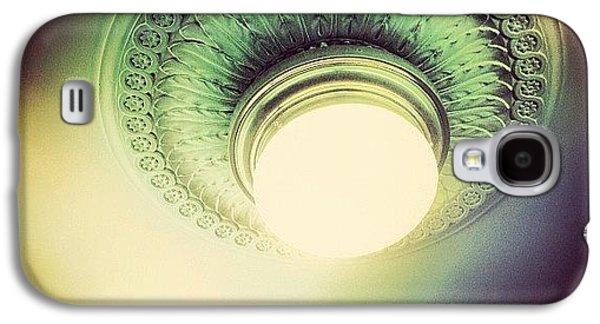 Light Galaxy S4 Case - Elevator Light by Natasha Marco