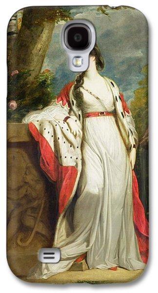 Elizabeth Gunning - Duchess Of Hamilton And Duchess Of Argyll Galaxy S4 Case by Sir Joshua Reynolds
