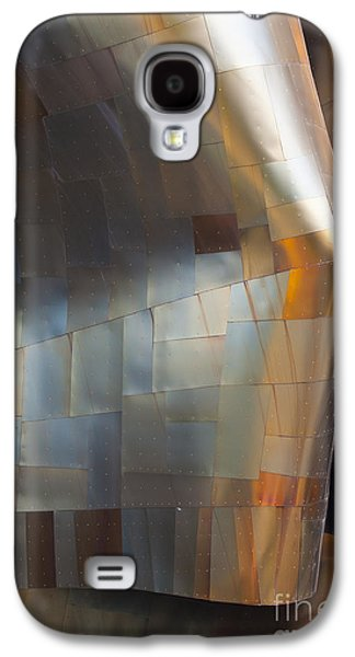 Emp Abstract Fold Galaxy S4 Case