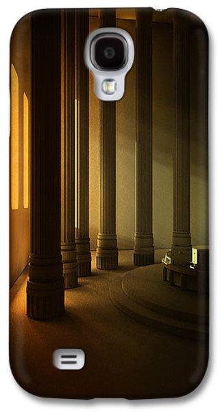 Empty Room Galaxy S4 Case