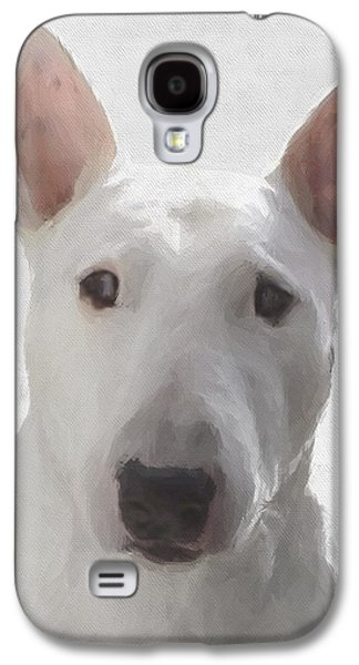 English Bull Terrier Galaxy S4 Case