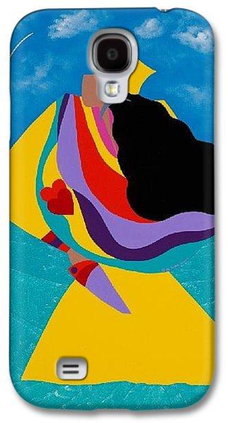 Erzulie Haitian Goddess Of Love Galaxy S4 Case