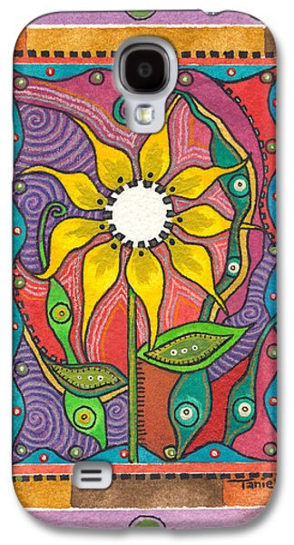 Eternity Galaxy S4 Case by Tanielle Childers