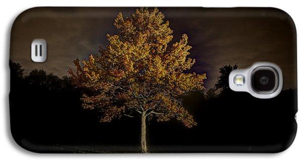 Fall Tree Galaxy S4 Case