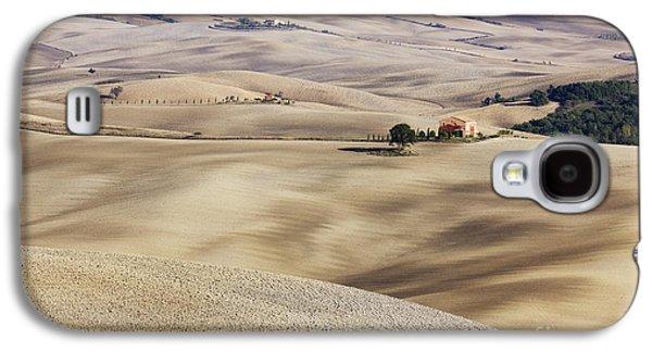 Farm Fields Galaxy S4 Case by Jeremy Woodhouse