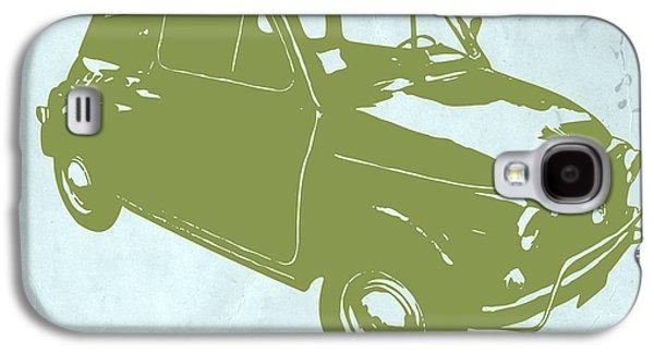 Fiat 500 Galaxy S4 Case by Naxart Studio