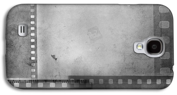 Film Negatives  Galaxy S4 Case by Les Cunliffe