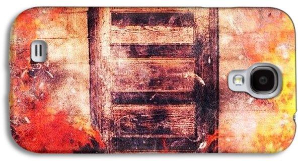 Edit Galaxy S4 Case - Fire Escape by Mari Posa