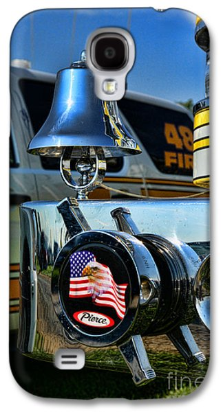 Fire Truck Bell Galaxy S4 Case