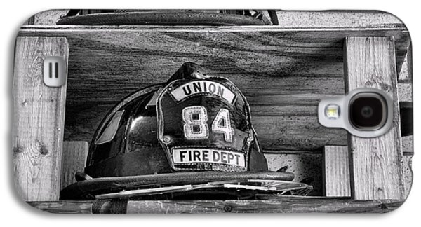 Fireman - Fire Helmets Galaxy S4 Case