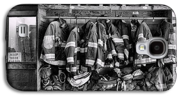 Fireman - Jackets Helmets And Boots Galaxy S4 Case