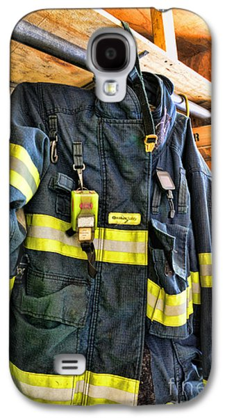 Fireman - Saftey Jacket Galaxy S4 Case