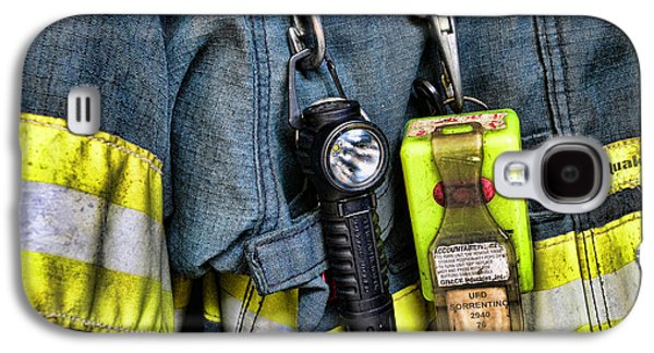 Fireman - The Fireman's Coat Galaxy S4 Case