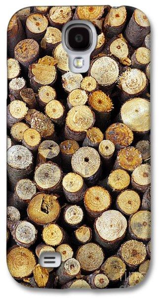 Firewood Galaxy S4 Case by Carlos Caetano