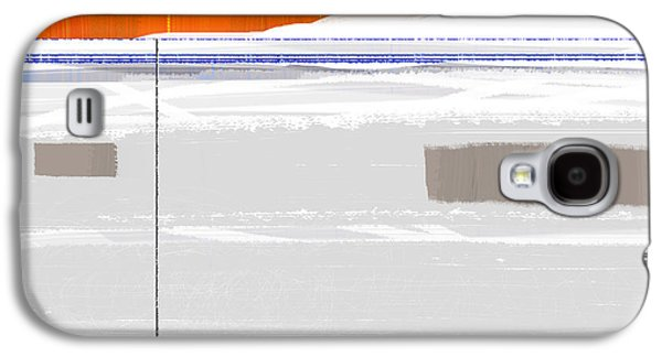 Flag Galaxy S4 Case by Naxart Studio