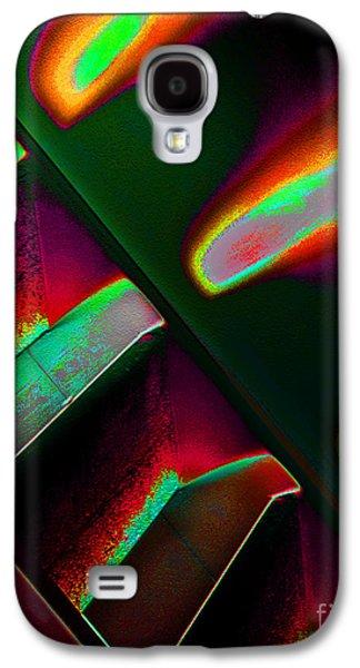 Flames One Galaxy S4 Case by Adriano Pecchio