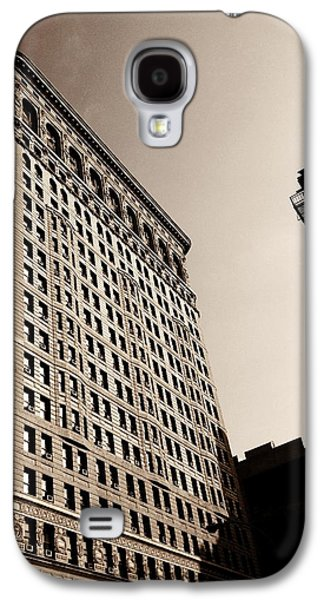 Flatiron Building - New York City Galaxy S4 Case