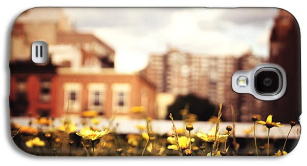 Flowers - High Line Park - New York City Galaxy S4 Case by Vivienne Gucwa