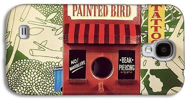 for The Birds By Jeff Canham & Luke Galaxy S4 Case