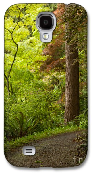 Forest Path Galaxy S4 Case by Mike Reid