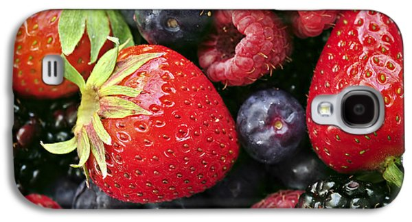 Fresh Berries Galaxy S4 Case by Elena Elisseeva