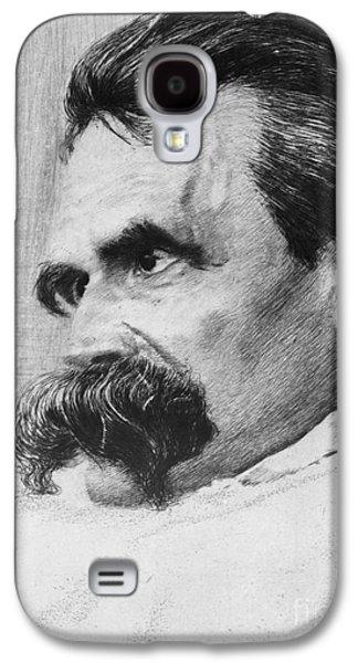 Friedrich Wilhelm Nietzsche, German Galaxy S4 Case