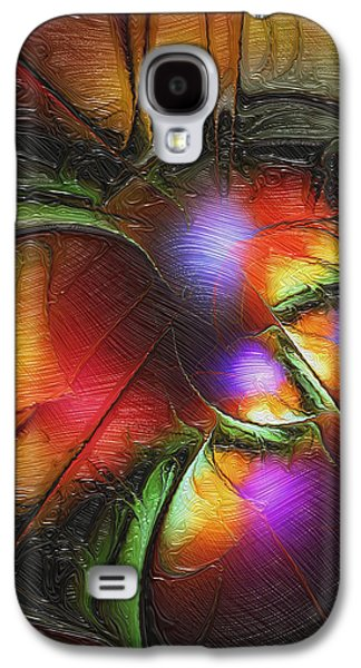 Fruit Of The Forest Galaxy S4 Case