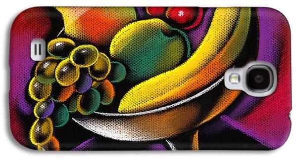 Fruits Galaxy S4 Case by Leon Zernitsky