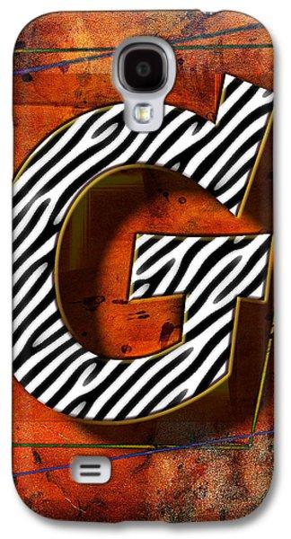 G Galaxy S4 Case by Mauro Celotti