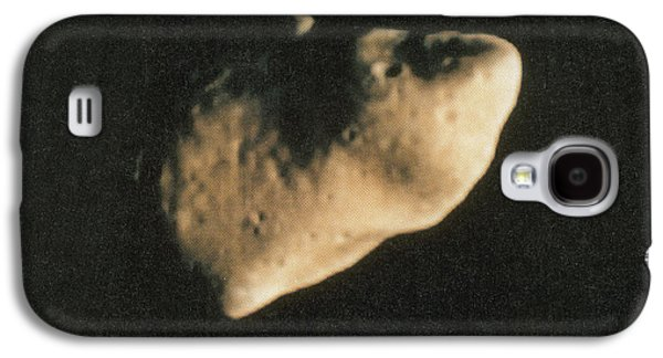 Gaspra, S-type Asteroid, 1991 Galaxy S4 Case by Science Source