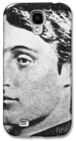 Gerard Manley Hopkins Galaxy S4 Case
