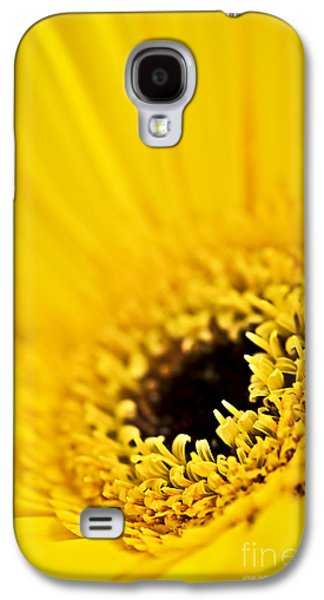 Gerbera Flower Galaxy S4 Case by Elena Elisseeva