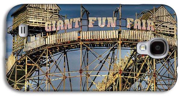Giant Fun Fair Galaxy S4 Case