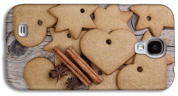 Gingerbread Galaxy S4 Case by Nailia Schwarz