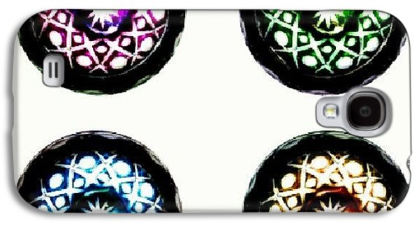 Decorative Galaxy S4 Case - Glass Bowl. #glass #bowl #bright by Kristal Cooper