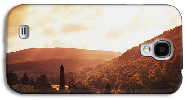 Glendalough, County Wicklow, Ireland Galaxy S4 Case by The Irish Image Collection