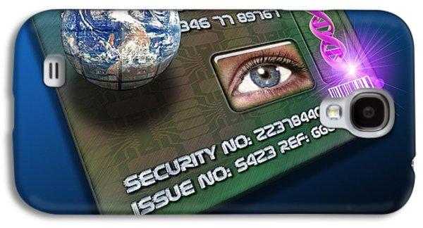 Global Id Card Galaxy S4 Case