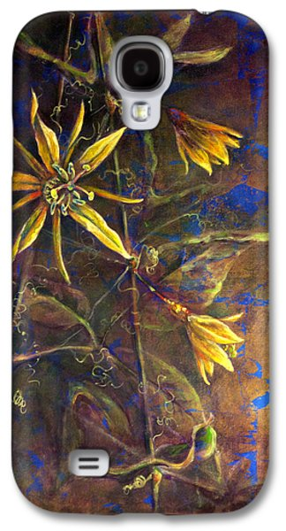 Gold Passions Galaxy S4 Case