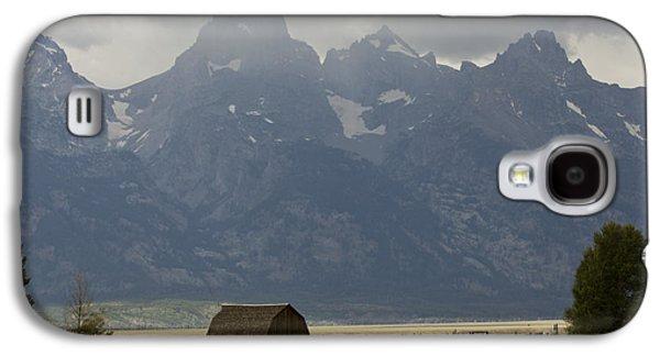 Grand Tetons Jackson Wyoming Galaxy S4 Case by Dustin K Ryan