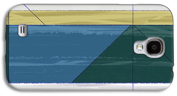 Green Triangle Galaxy S4 Case