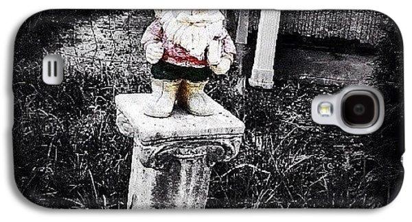 Ohio Galaxy S4 Case - Greenville's Garden Gnome by Natasha Marco