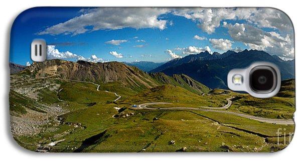 Grossglockner High Alpine Road Galaxy S4 Case by Nailia Schwarz