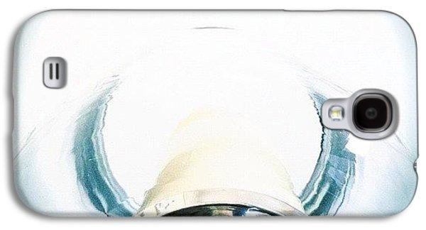 Light Galaxy S4 Case - Halo by Mark B