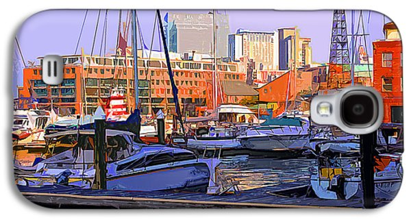 Harbor Morn Galaxy S4 Case