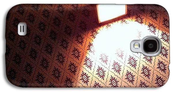 Light Galaxy S4 Case - Harlequin by Mark B