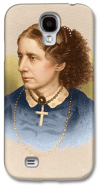 Harriet Beecher Stowe, American Galaxy S4 Case