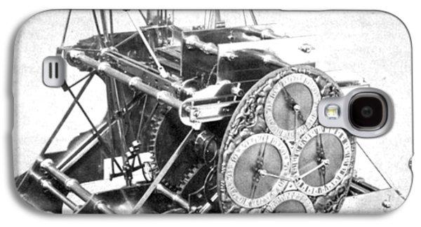 Harrisons First Marine Timekeeper Galaxy S4 Case