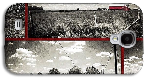 Ohio Galaxy S4 Case - Heartland by Natasha Marco
