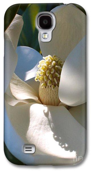 Hidden Magnolia Galaxy S4 Case by Carol Groenen