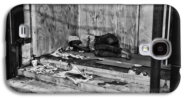 Homeless Galaxy S4 Case by Paul Ward